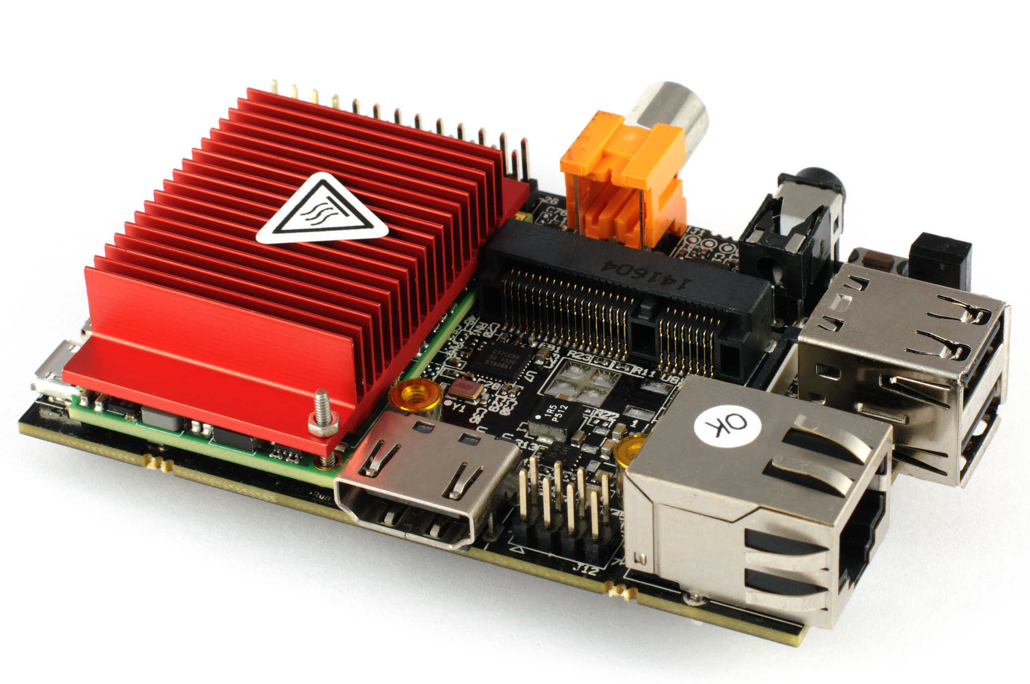Getting Started With Node.js on the Hummingboard, a Raspberry Pi Clone