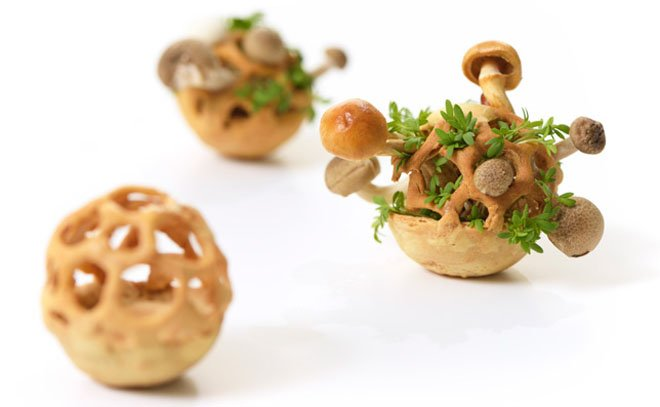 Delicious and Nutritious 3D-Printed Food Represents a New ...