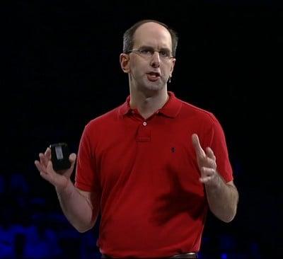 Microsoft Executive Vice President for Azure Scott Guthrie