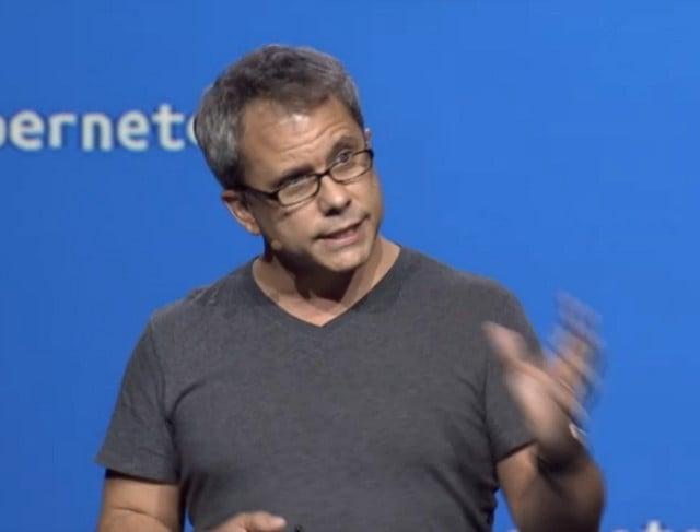 Google Director of Cloud Management Greg DeMichillie