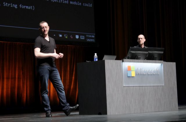 Taylor Brown, Arno Mihm - Senior Program Managers, Microsoft