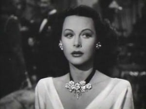 Hedy Lamarr in The Conspirators (1944)
