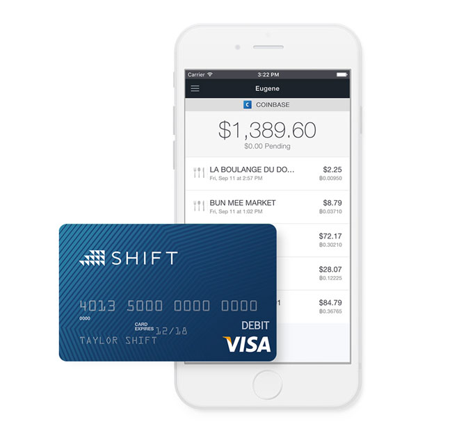 Hybrid Debit Card Lets You Spend Bitcoins Easily - The New ...