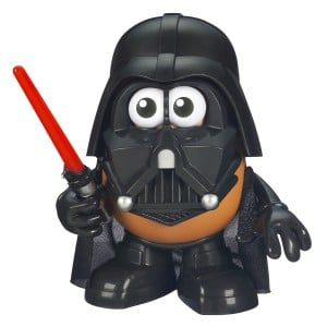 Darth Vader Mr Potatohead