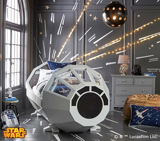 Pottery Barn - star-wars-bed-c
