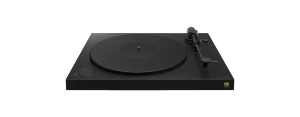 The Sony PS-HX500 stereo turntable system