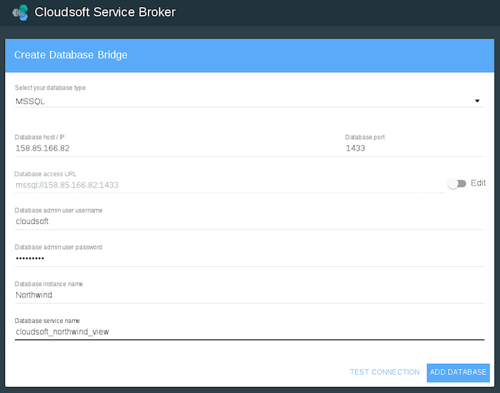 4_Cloudsoft_Service_Broker_Create_Database_Bridge_edited