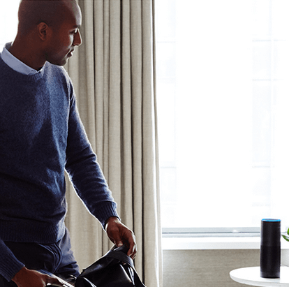 Using Echo (from Amazon page)