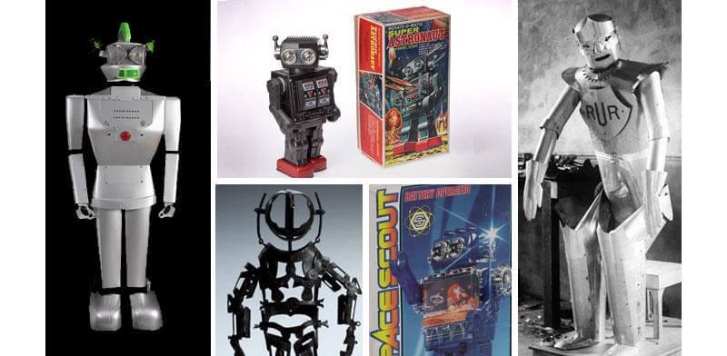 UK Science Museum - Robots - 2017