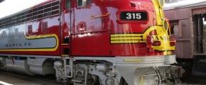 140505 Restored Santa Fe train