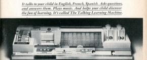 Mattel Talking Learning Machine 1967