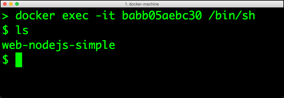 Che_Docker_Node