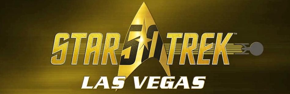 Star Trek 50th anniversary convention logo