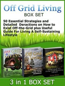 Off-Grid Living by Emma Moore