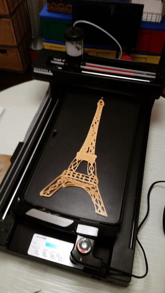 Simple Eiffel Tower Print