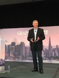 Doug Balog, GM IBM Power Systems at the GraphConnect 2016 Keynote