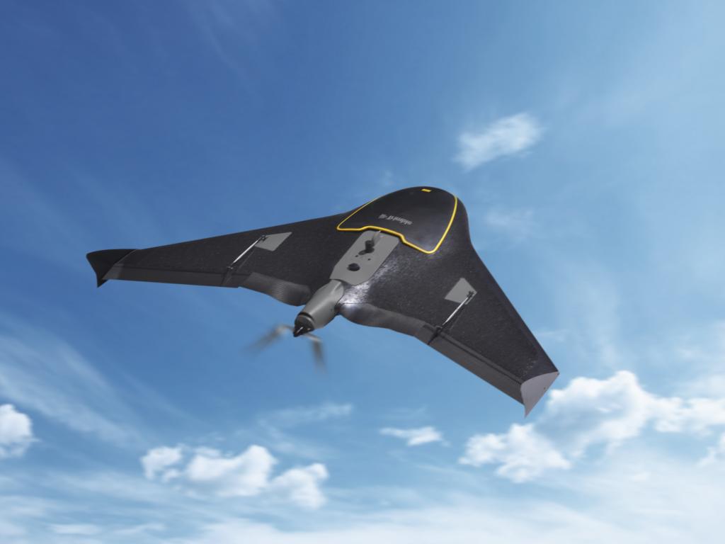 Trimble UX5 in the sky