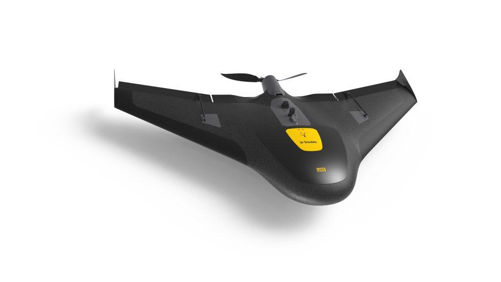 Trimble UX5 drone (perspective)