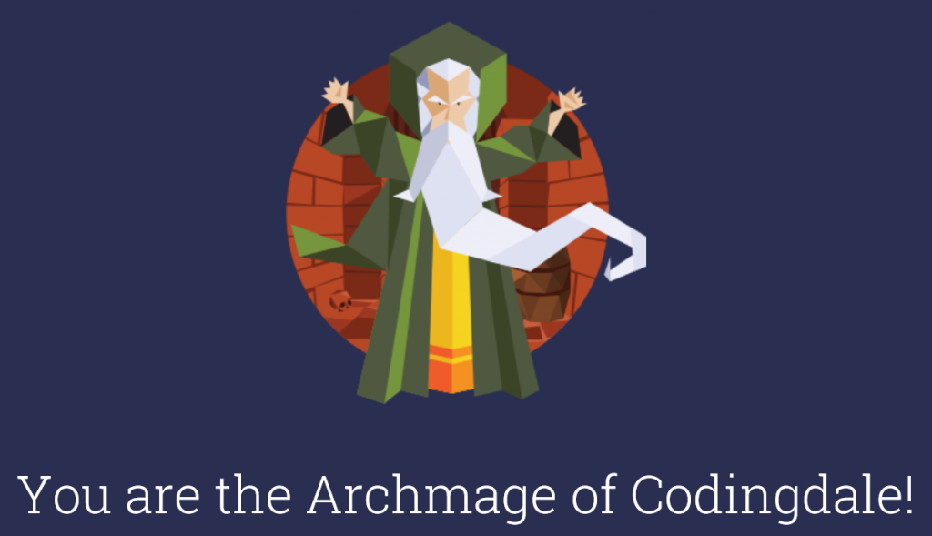 Archmage of Codingdale